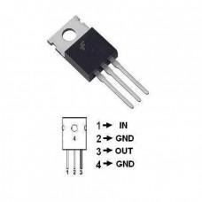 Voltage regulator 7824