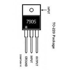Voltage regulator 7905