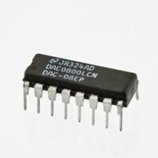Digital to Analog Converter DAC-0808