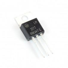 Voltage regulator LM337