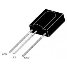 IR receiver TSOP1738
