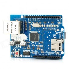 Ethernet with SD card shield W5100