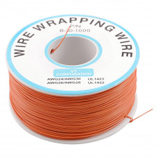 Wrapping wire per yard
