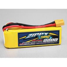 Zippy 2200mAh LIPO 25C 7.4V