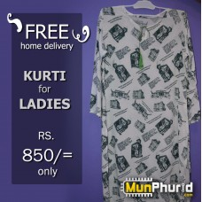 Kurti for ladies