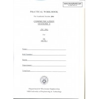 Lab manual Communication System 1 TC-391