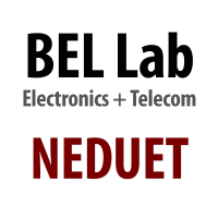 BEL Lab - Electronics F.E. (for groups A1,B1 and B2) [Miss Saba]